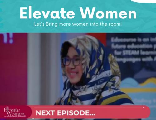 Educourse Menjadi Finalis 22 Besar Elevate Women 2021