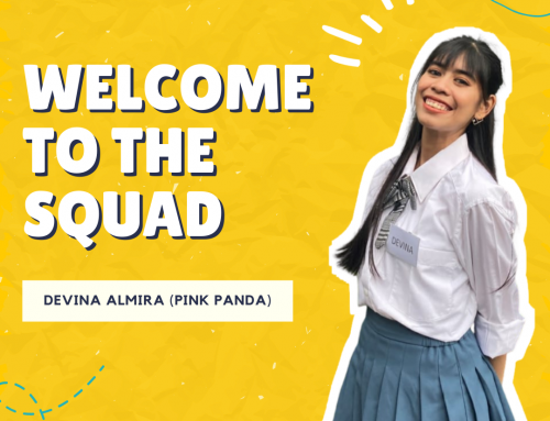 Welcome to the Squad Devina Almira